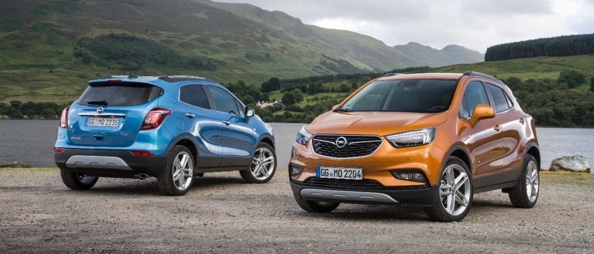 Opel Mokka X la pret redus - Union Motors