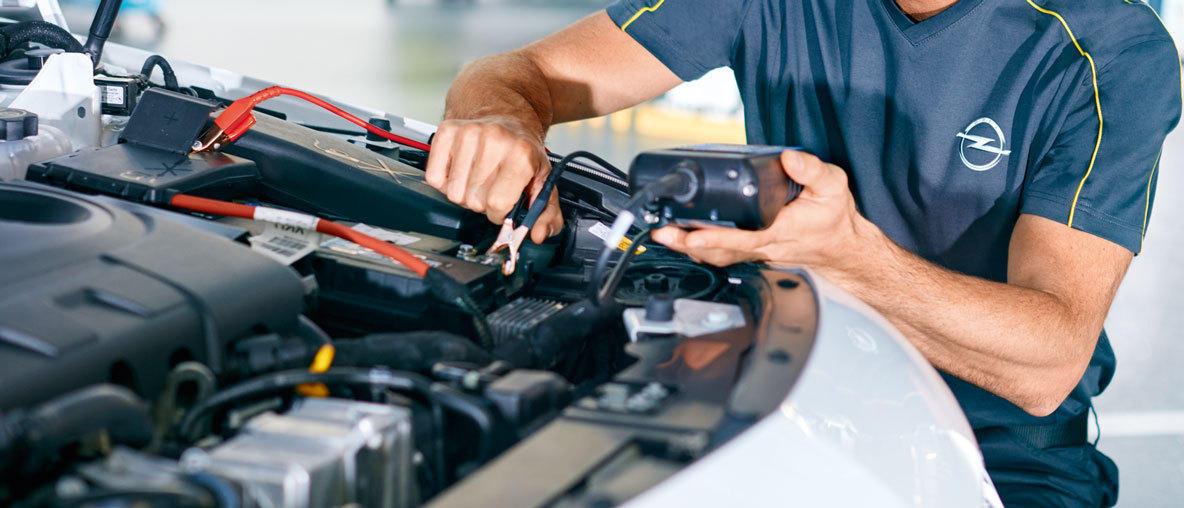 Verificare gratuita Opel Service