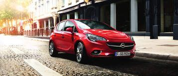 Noul Opel Corsa la cel mai bun pret!