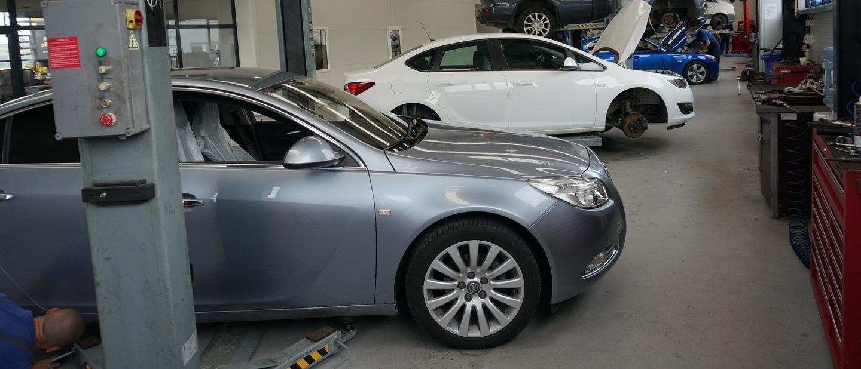 Service Opel - Polymobile