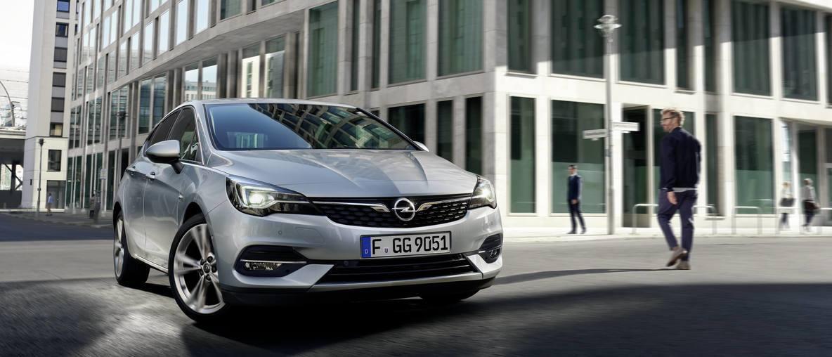 Noul Opel Astra K