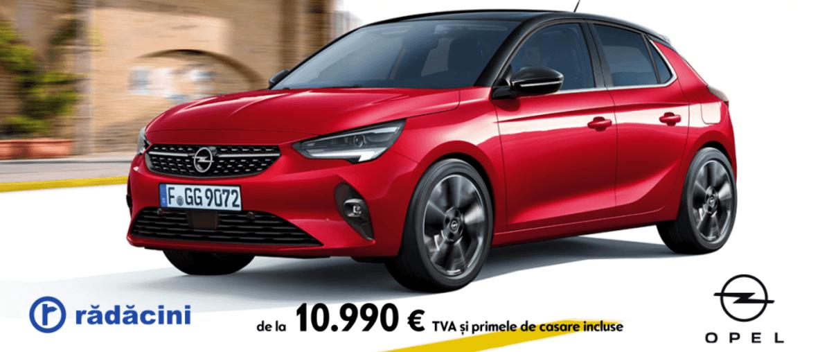 Noul Opel Corsa Galati