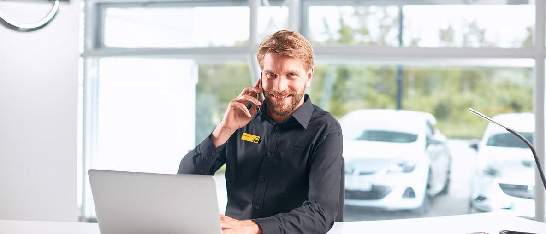 Asistenta rutiera Opel