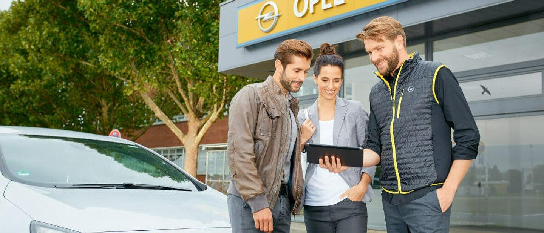 Garantii Opel