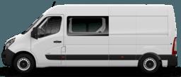 Opel Movano Crew Van