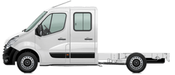 Opel Movano Chassis Cab