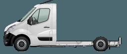 Opel Movano Platform Cab