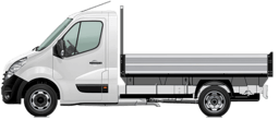 Opel Movano Crew Cab Tipper