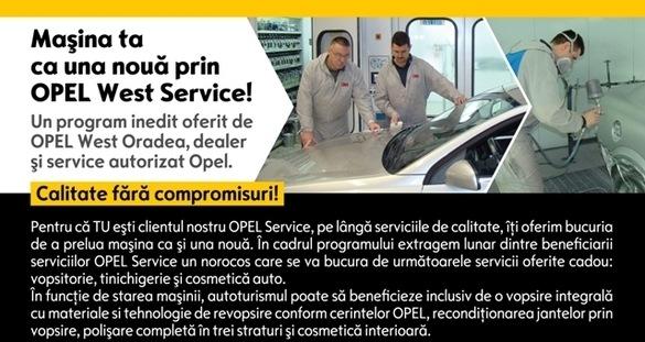 opel service oradea