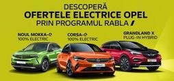 Oferte electrice Opel