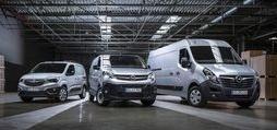 Stocuri vehicule comerciale Opel