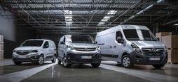 Stocuri comerciale Opel