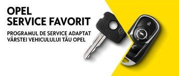 Opel Service Favorit