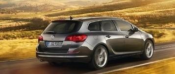 Modele Opel