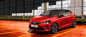 Noul Opel Corsa Braila