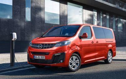 Opel, Zafira, Life PSA, LED