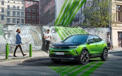 Noul Opel Mokka-e: electric și electrizant