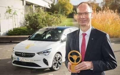 """Electrificare: noul Opel Corsa-e câștigă premiul """"Golden Steering Wheel 2020"""""""