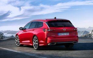 Opel Insignia GSi, premieră mondială la Salonul Auto de la Bruxelles