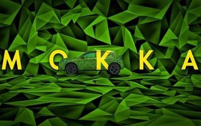 Jürgen Klopp a condus deja noul Opel Mokka