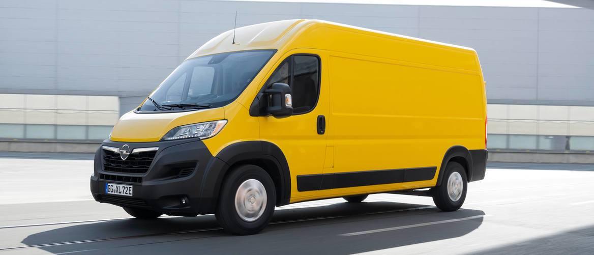 Opel NOUL OPEL MOVANO